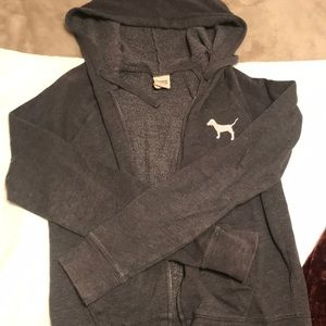 Jackets & Blazers - Victoria Secret Pink Hoodie